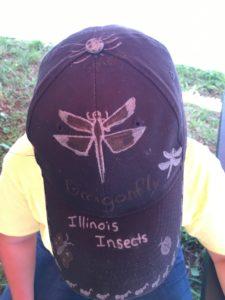 Allison's hat